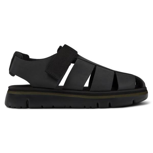 Camper Oruga Black Sandals Men K100285-007