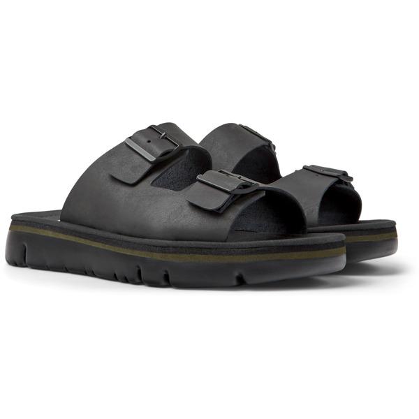 Camper Oruga Black Sandals Men K100286-005