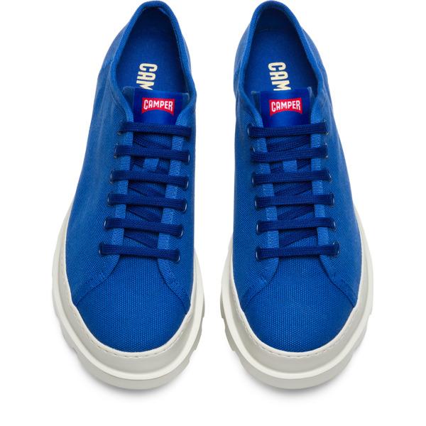 Camper Brutus Blue Casual Shoes Men K100294-006