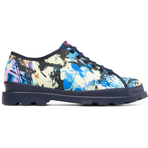 Camper Brutus Multicolor Casual Shoes Men K100294-008