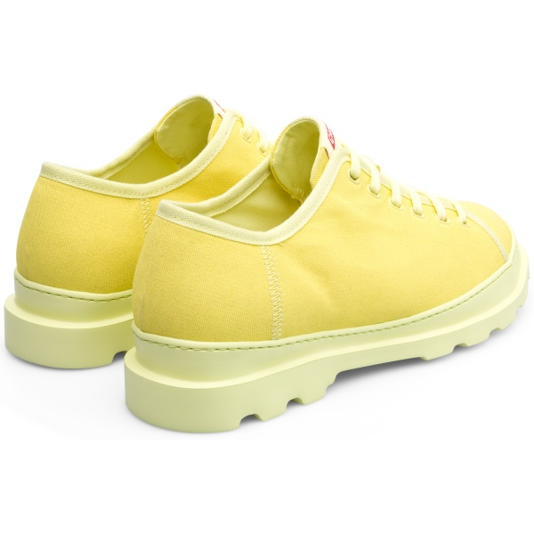 Camper Brutus Yellow Formal Shoes Men K100294-009