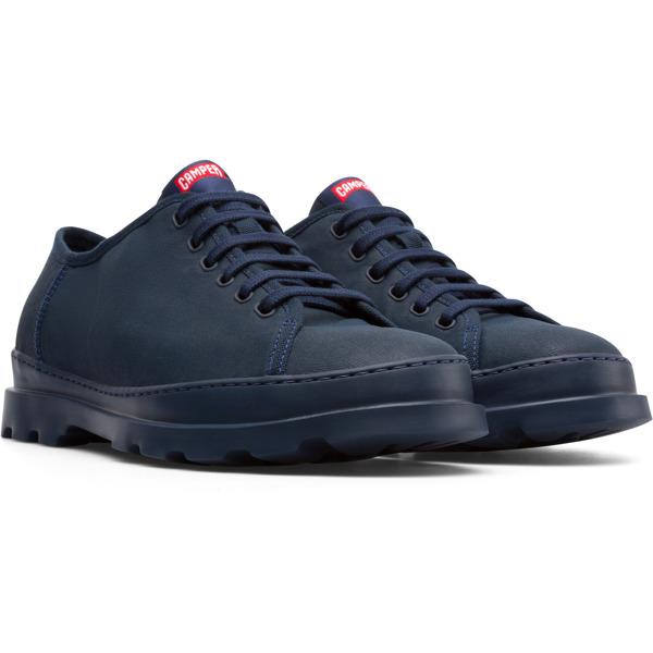 Camper Brutus Blue Casual Shoes Men K100294-010