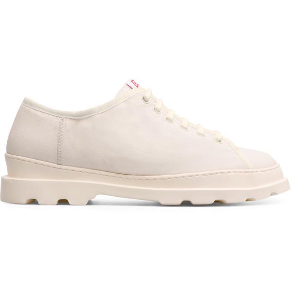 Camper Brutus Beige Formal Shoes Men K100294-011