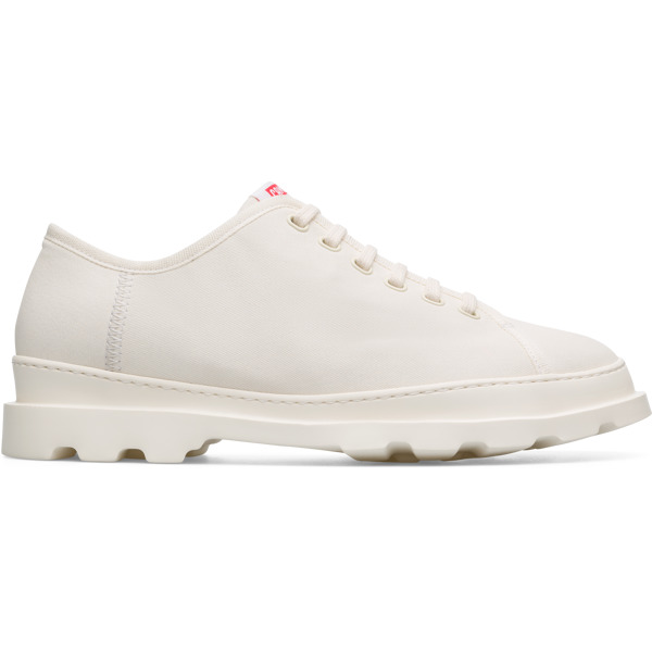 Camper Brutus Beige Formal Shoes Men K100294-020