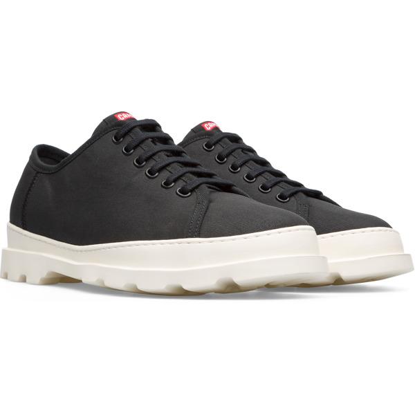 Camper Brutus Black Formal Shoes Men K100294-021