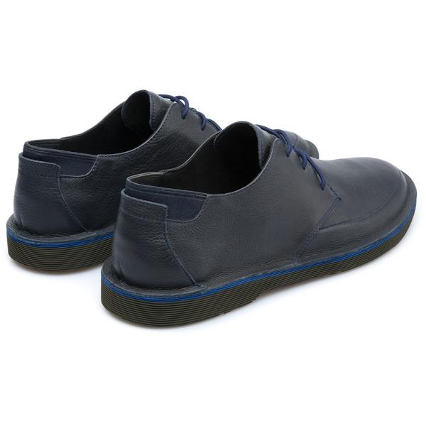Camper Morrys Blue Formal Shoes Men K100295-001