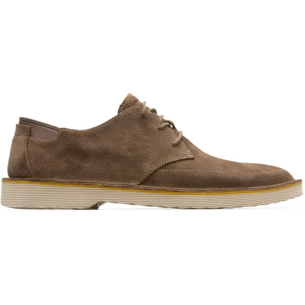 Camper Morrys Brown Formal Shoes Men K100295-002