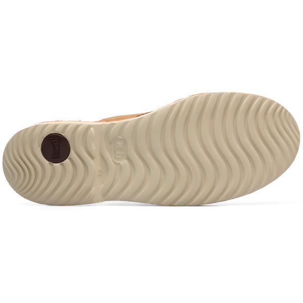 Camper Morrys Brown Casual Shoes Men K100295-011