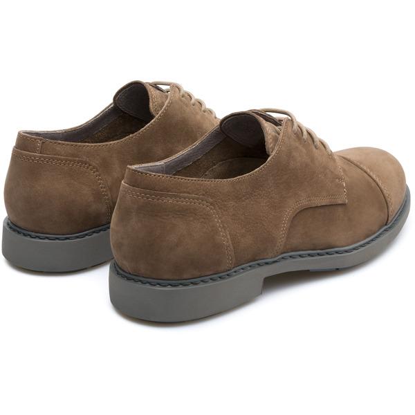 Camper Neuman Brown Formal Shoes Men K100299-002