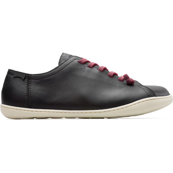 Camper Peu Black Casual Shoes Men K100300-003