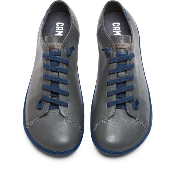 Camper Peu Grey Casual Shoes Men K100300-005