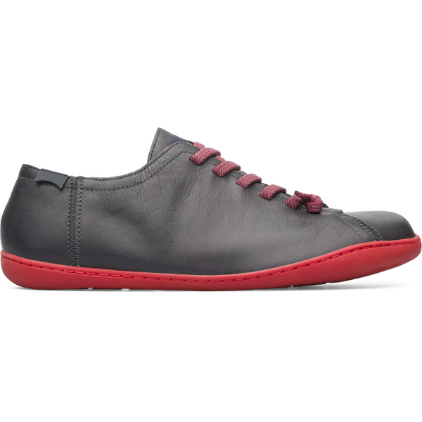 Camper Peu Grey Casual Shoes Men K100300-011