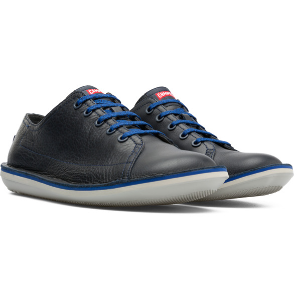 Camper Beetle Blue Casual Shoes Men K100307-001