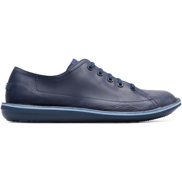 Camper Beetle Blue Casual Shoes Men K100307-010