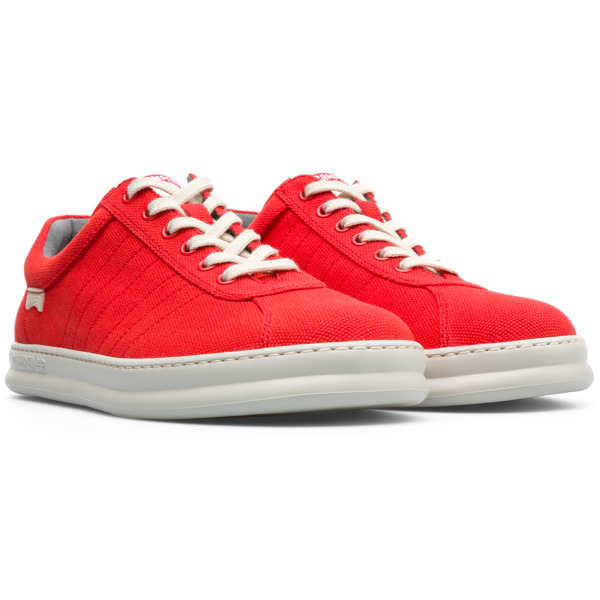 Camper Runner Red Sneakers Men K100309-005