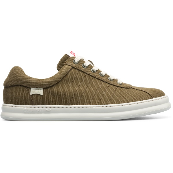 Camper Runner Green Sneakers Men K100309-006