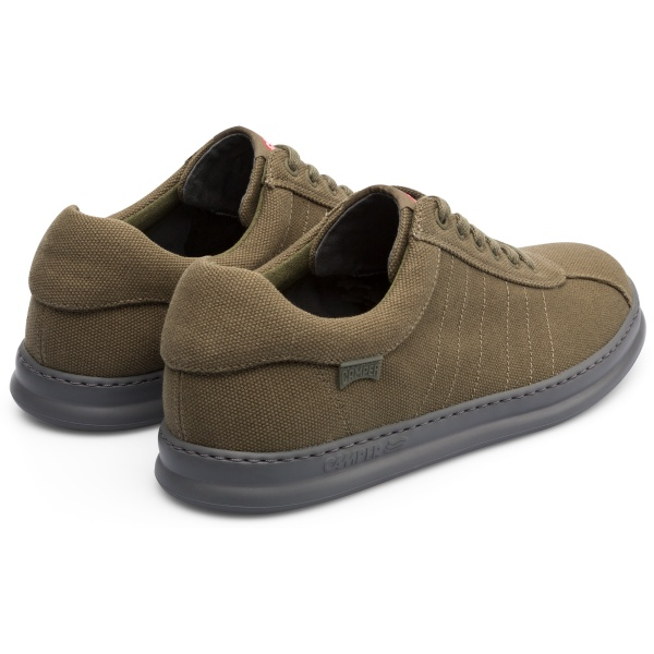 Camper Runner Green Sneakers Men K100309-009