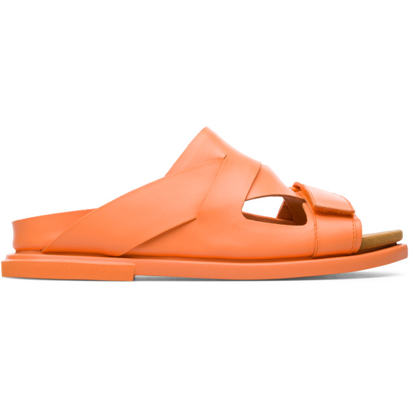 Camper Edo Orange Sandals Men K100311-001