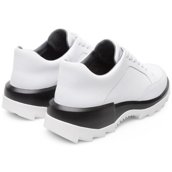 Camper Helix White Sneakers Men K100316-003