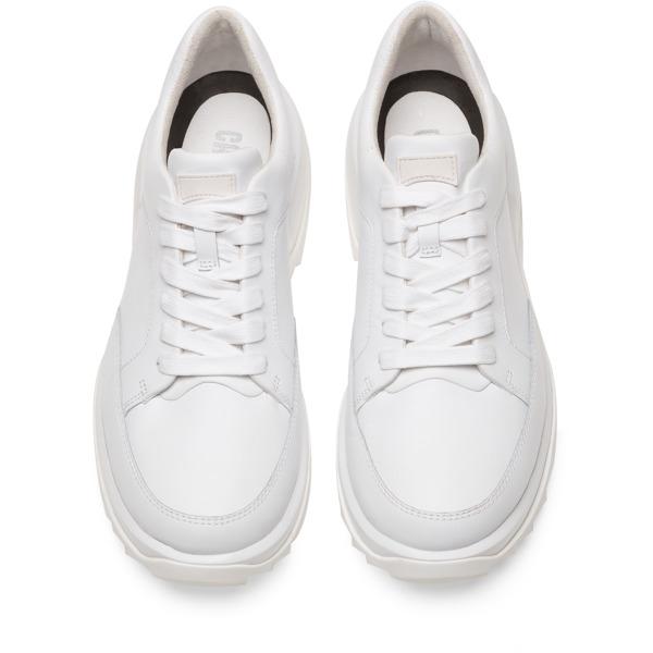 Camper Helix White Sneakers Men K100316-004