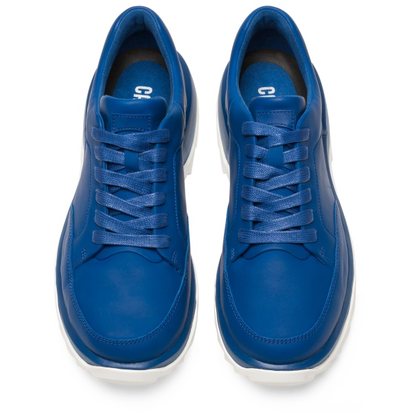 Camper Helix Blue Sneakers Men K100316-005