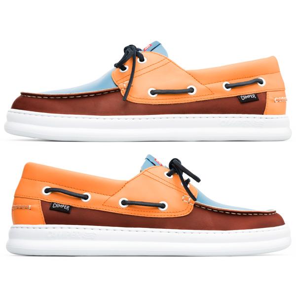 Camper Twins Multicolor Sneakers Men K100325-002