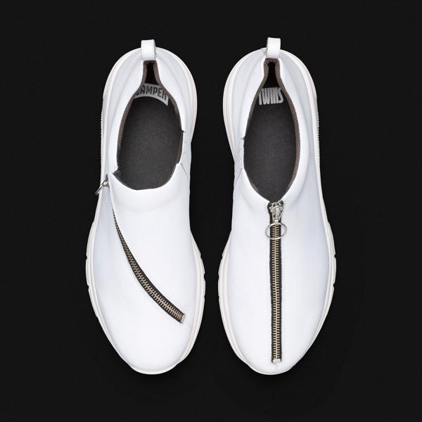 Camper Twins White Sneakers Men K100332-001