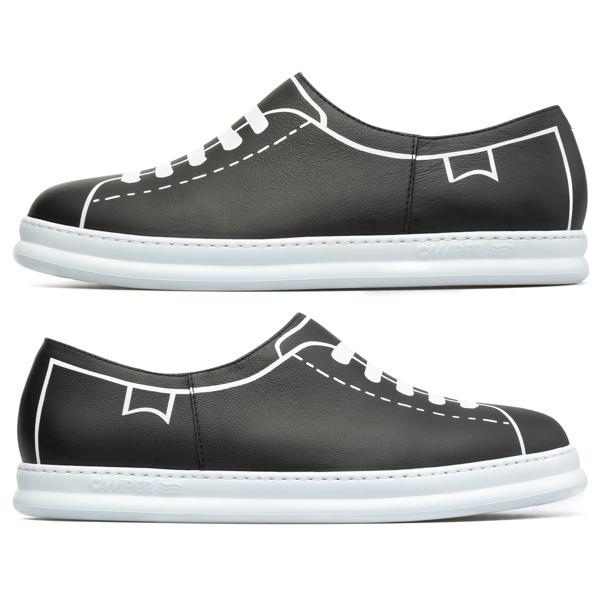 Camper Twins Black Sneakers Men K100333-001