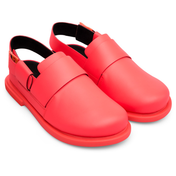 Camper Edo Pink Formal Shoes Men K100339-005