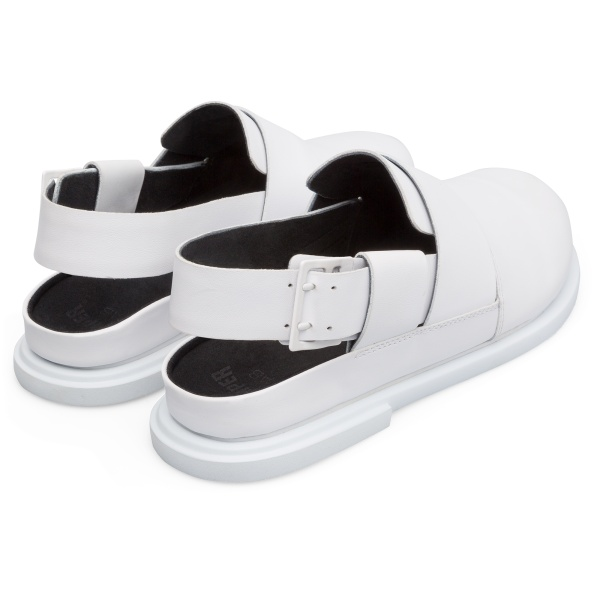 Camper Edo White Formal Shoes Men K100339-006