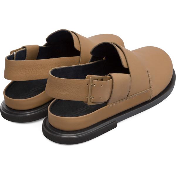 Camper Edo Brown Formal Shoes Men K100339-008