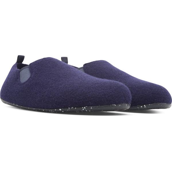 Camper Wabi Blue Slippers Men K100355-006