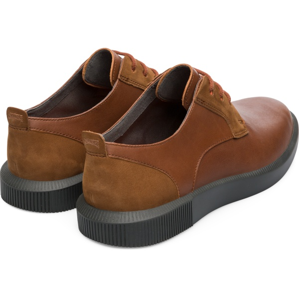 Camper Bill Brown Formal Shoes Men K100356-003