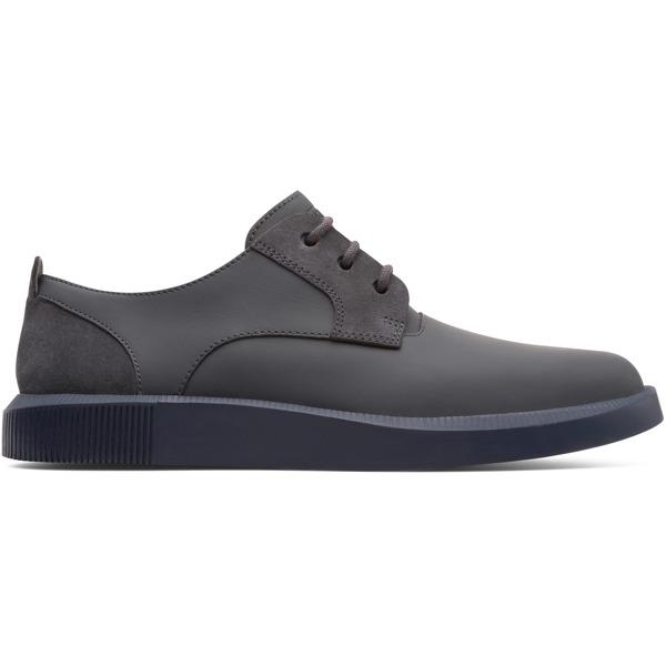 Camper Bill Grey Formal Shoes Men K100356-010