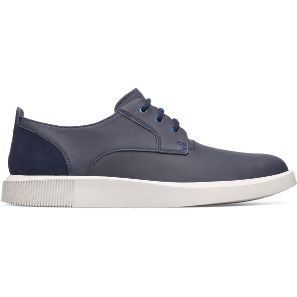 Camper Bill Blue Formal Shoes Men K100356-015