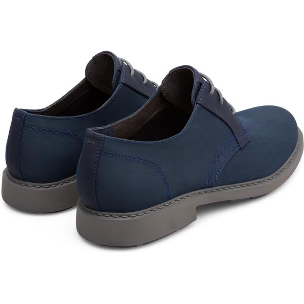 Camper Neuman Blue Formal Shoes Men K100359-004