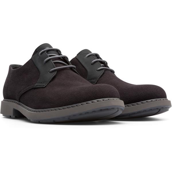 Camper Neuman Black Formal Shoes Men K100359-005