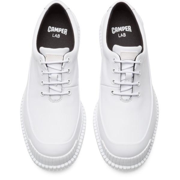 Camper Pix White Formal Shoes Men K100360-003