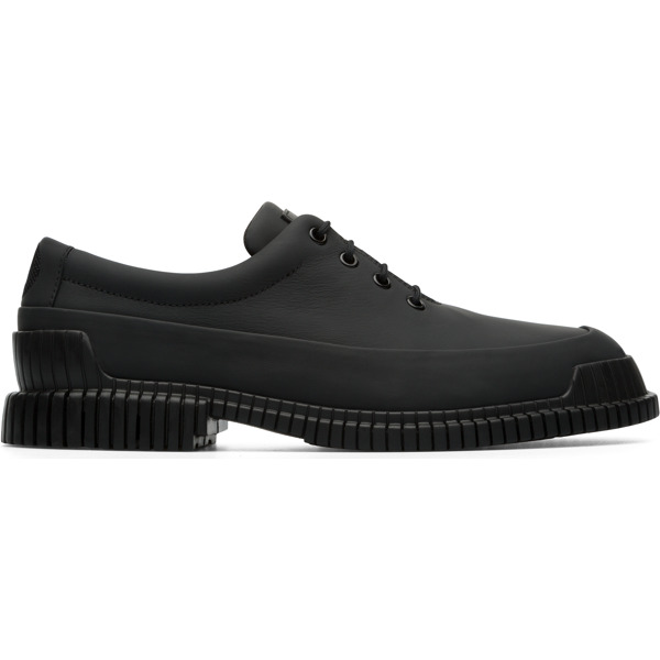 Camper Pix Black Formal Shoes Men K100360-004