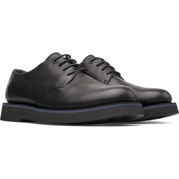 Camper Tyre Black Formal Shoes Men K100362-001