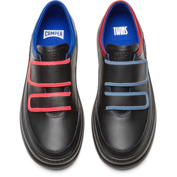 Camper Twins Black Sneakers Men K100385-001