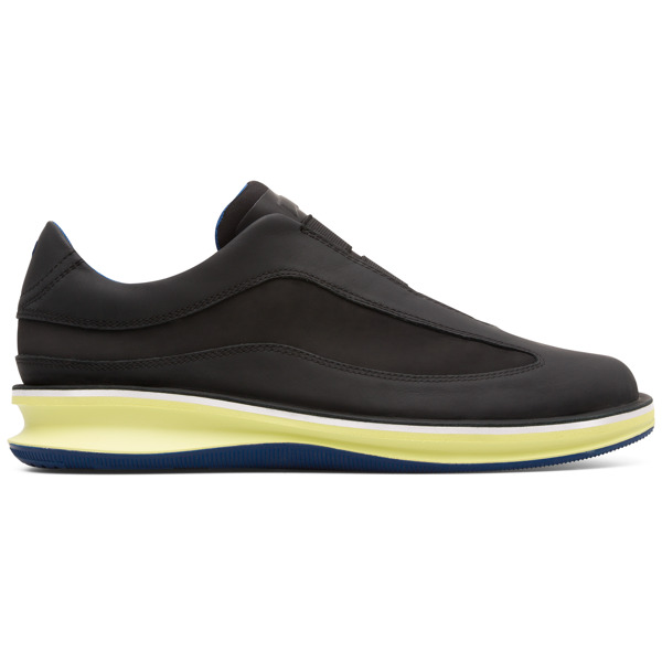 Camper Rolling Black Sneakers Men K100389-004