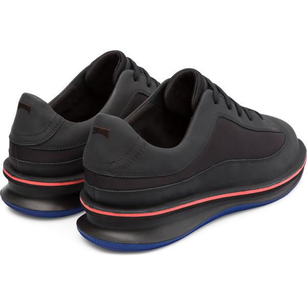 Camper Rolling Black Sneakers Men K100390-002