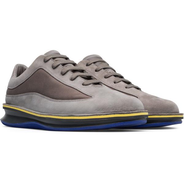 Camper Rolling Grey Sneakers Men K100390-003