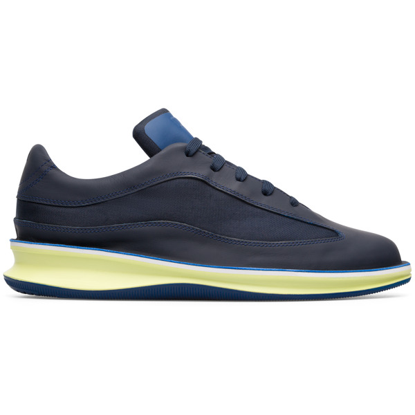 Camper Rolling Blue Sneakers Men K100390-006
