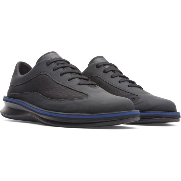Camper Rolling Black Sneakers Men K100390-009