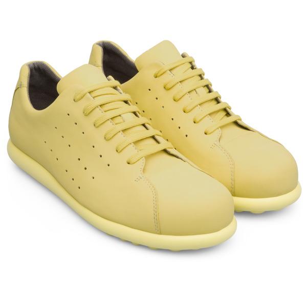 Camper Pelotas XLite Yellow Sneakers Men K100397-007