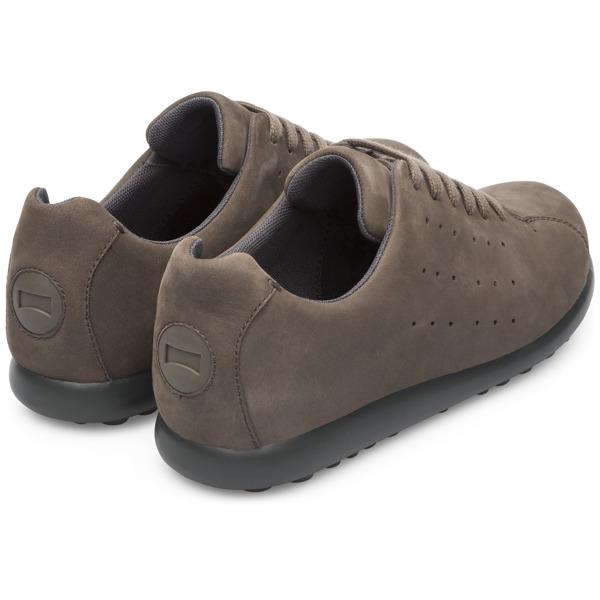Camper Pelotas XLite Brown Gray Sneakers Men K100397-022