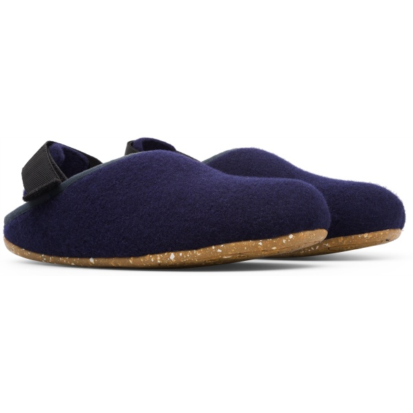 Camper WABI Blue Slippers Men K100402-002