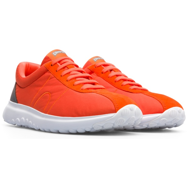 Camper Canica Orange Sneakers Men K100405-004
